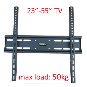 "(2018 nuevo) Universal steel PTB-908SF 30 ""50"" 55 ""VESA 400X400 fijar lcd soporte de pared led tv montaje monitor ascensor mecanismo estante"