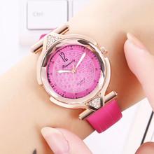 Luksusowe kobiety oglądać najlepsze marki panie zegarki kwarcowe moda diament kobiet zegarki kwarcowe Reloj Mujer Relogio Feminino tanie tanio susenstone QUARTZ Klamra CN (pochodzenie) STAINLESS STEEL Nie wodoodporne Moda casual 16mm ROUND 10mm Brak Szkło Quartz Wristwatch