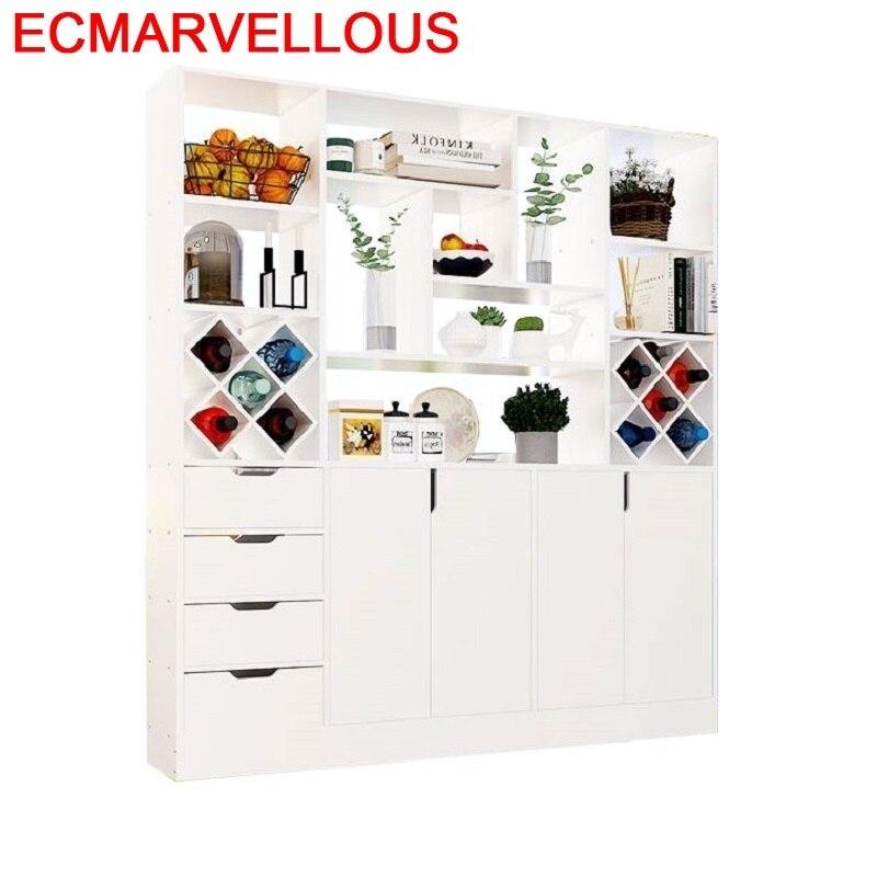 Armoire Salon Shelves Meuble Meube Rack Desk Mobili Per La Casa Cristaleira Commercial Furniture Mueble Bar Shelf Wine Cabinet