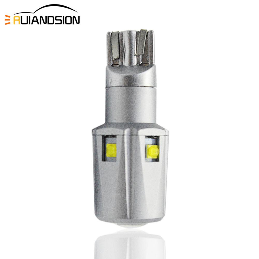 Ruiandsion 2pcs 31mm Festoon LED Bulbs White Super Bright LED Interior Car Lights Error Free CANBUS CREE 3SMD Chipsets LED Bulb for Car Interior Light Licence Plate Light Dome Light Map Light