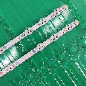 Image 5 - 2pcs x 32 inch LED Backlight Strip Replacement for VESTEL 32D1334DB VES315WNDL 01 VES315WNDS 2D R02 VES315WNDA 01 11 LEDs 574mm