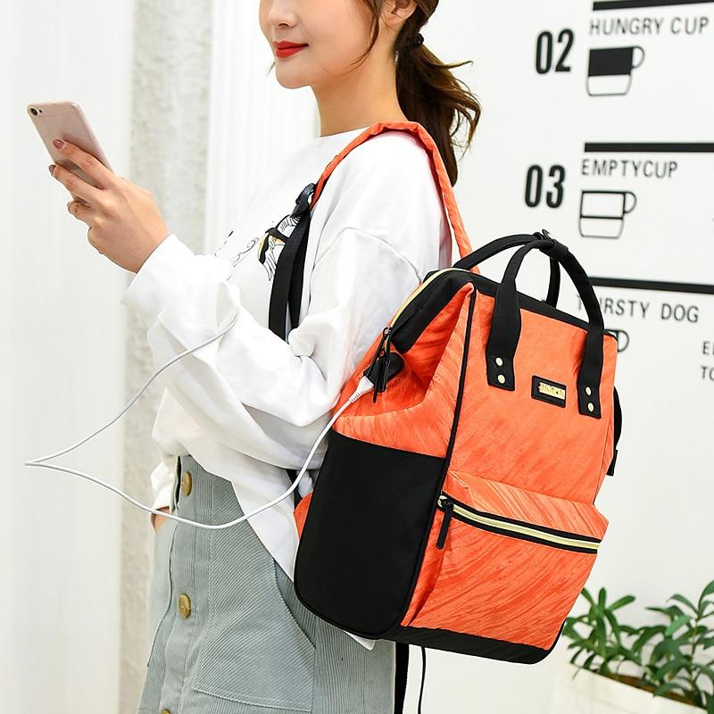 Милый рюкзак с крыльями для детей, ранец, ортопедическая ткань, для женщин, 2020, для девочек, повседневный ноутбук, 13, женская сумка в стиле Харадзюку|Рюкзаки|   | АлиЭкспресс