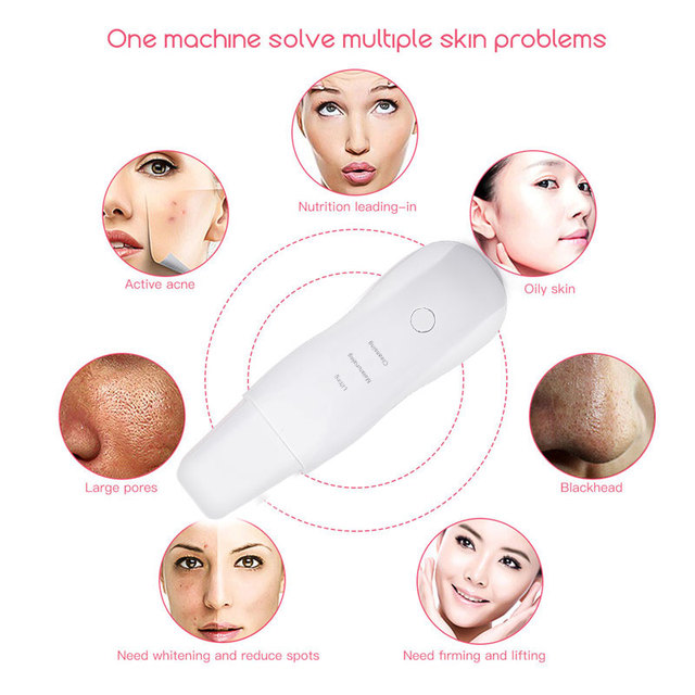 Vibrating Deep Face Cleaner Machine 1