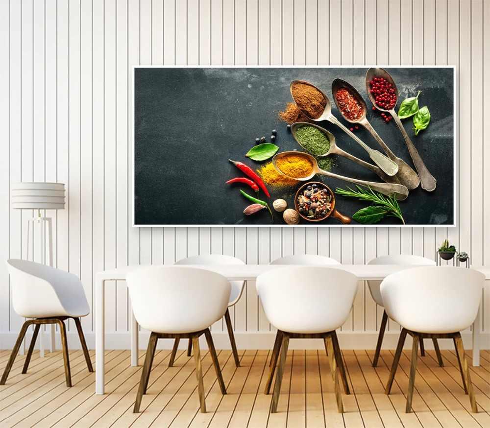 постеры для декора кухни