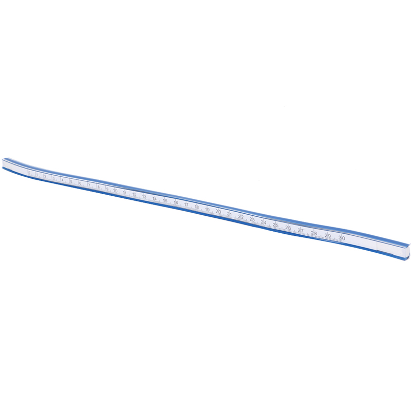 Flexible Curve Ruler Drafting Drawing Tool Plastic Vinyl 30cm 40cm 50cm 60cm