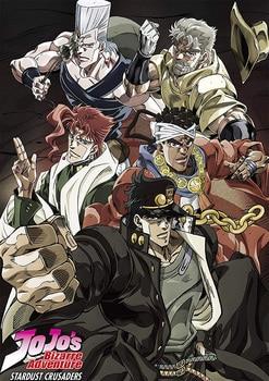 JoJo Vintage Anime Posters