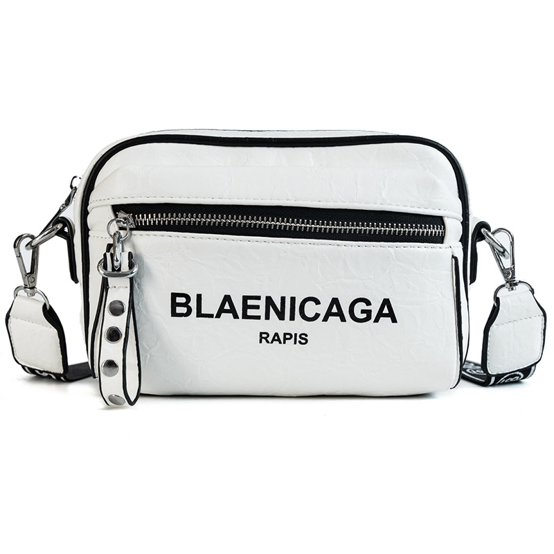 Women Bags 2019 New Crossbody Fashion Shoulder Bag for Wide Strap