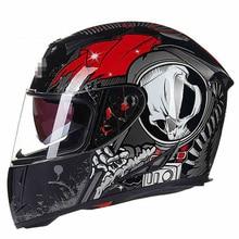 Motorcycle Helmet Flip up Motocross Helmet Capacete da Motoc