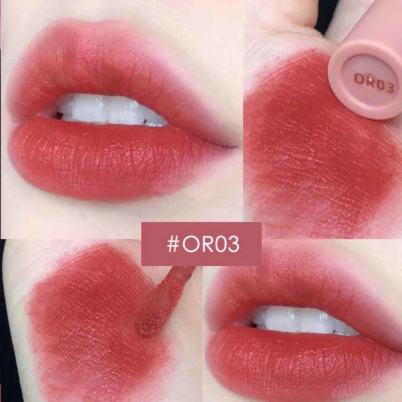 Chestnut Velvet Matte Liquid Lipstick Waterproof Lip Gloss Long Lasting Nude Lipstick Women Red Lip Tint Beauty Cosmetic TSLM2 2