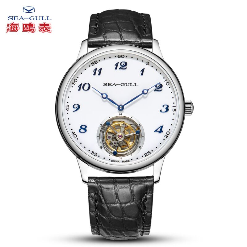 seagull watch men tourbillon mechanical watch Manual winding mechanical watch tourbillion watch sapphire watch mechanical watch