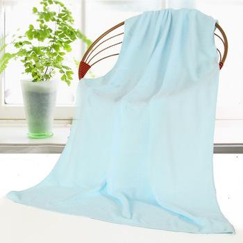80*180 kolor New Fashion miękki ręcznik plażowy z mikrofibry Swim Washcloth lekki duży ręcznik sport akcesoria podróżne tanie i dobre opinie Ręcznik kąpielowy Żakardowe Tkane Prostokąt Sprężone Quick-dry Można prać w pralce 26 s-30 s Cartoon Tkanina z mikrofibry