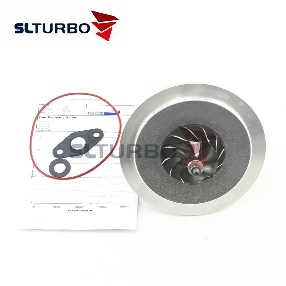 Balanced Turbo Repair Kit GT1752S Turbo Core Assembly CHRA Turbine Cartridge 733952 For KIA SORENTO 2.5 CRDI D4CB 103 KW 2002-