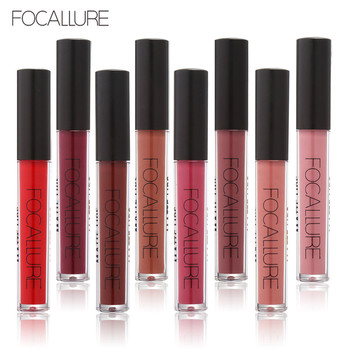 Focallure Matte Lip gloss Tint Lip Paint Colors Long Lasting Waterproof Liquid Moisturizing  Lipstick Beauty Makeup недорого