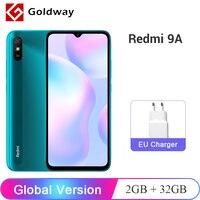 "Global Version Xiaomi Redmi 9A 9 A 2GB 32GB Smartphone MTK Helio G25 Octa Core 6.53"" DotDrop Display 5000mAh 13MP AI Rear Camera 1"
