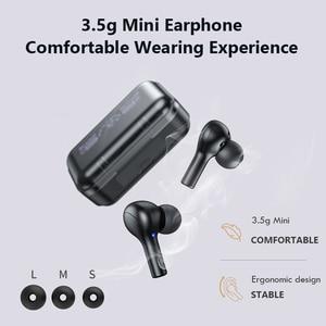 Image 4 - TWS Wireless Bluetooth 5.0 Earphones 2200mAh Charging Case Wireless Headphones Waterproof Headset With Microphones Sport Earbuds