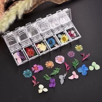 Colgante de resina epoxi UV para la fabricación de joyas, flores secas,...