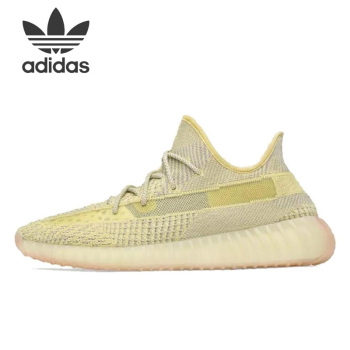 Comfortable Men Sneaker Adidas Originals Yeezy Boost 350 V2 Antlia Reflective Shoes Mens Running Sport for Unisex Women