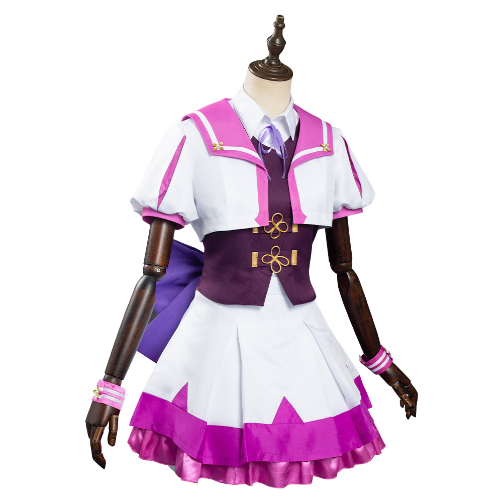 Anime umamusume bonito derby semana especial cosplay