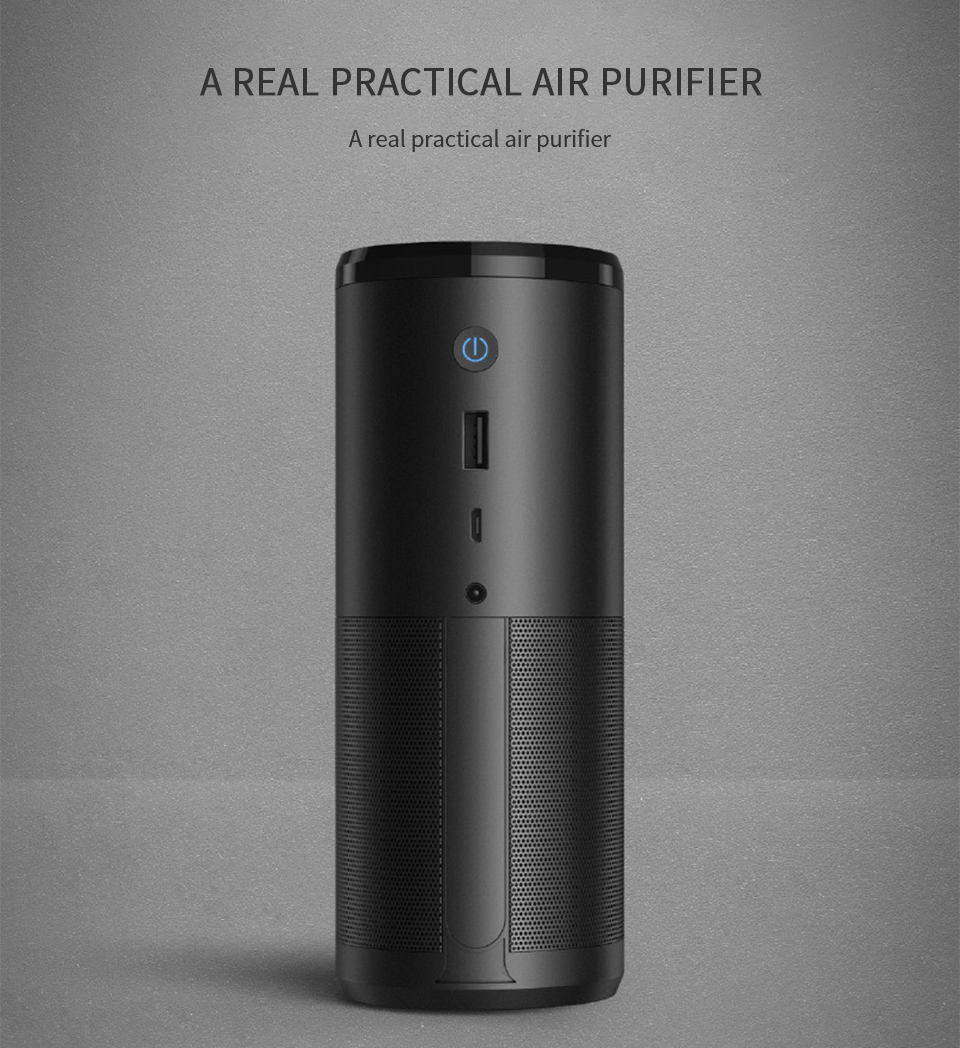 PERSONAL AIR PURIFIER FOR HOME/OFFICE/CAR