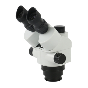 Image 1 - 3.5X 90X Simul הפוקוס סטריאו Trinocular זום מיקרוסקופ ראש WF10X/20mm עינית 0.7X 45X מטרה עדשת זום רציף