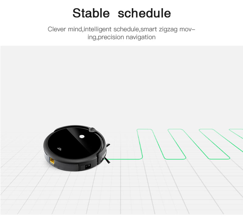 Hfbd612b84a724f16959e8e5153d1139dN IMASS A3S Robot Vacuum Cleaner Powerful Suction For Camera Navigation Various Cleaning Mode With APP Control Auto Charge Mopping