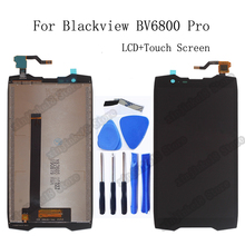 5.7 inch For Blackview BV6800 Pro LCD Display +Touch Screen Digitizer Assembly Spare Parts For Blackview BV 6800 Pro Repair kit
