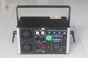 Image 3 - Projecteur Laser LED lumières de scène, Mini Flash automatique RGB activé par le son