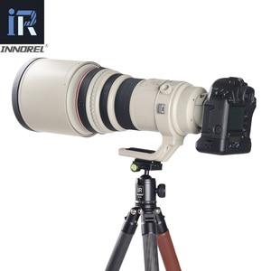 Image 2 - INNOREL B36N פנורמה CNC חצובה כדור ראש עם Arca שוויצרי שחרור מהיר צלחת להתאים עבור מצלמות/טלסקופ/מצלמות וידאו