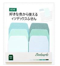 DIYIndex Notes 1 Pack=60 Sheets  Memo Stationery School Office Supplies