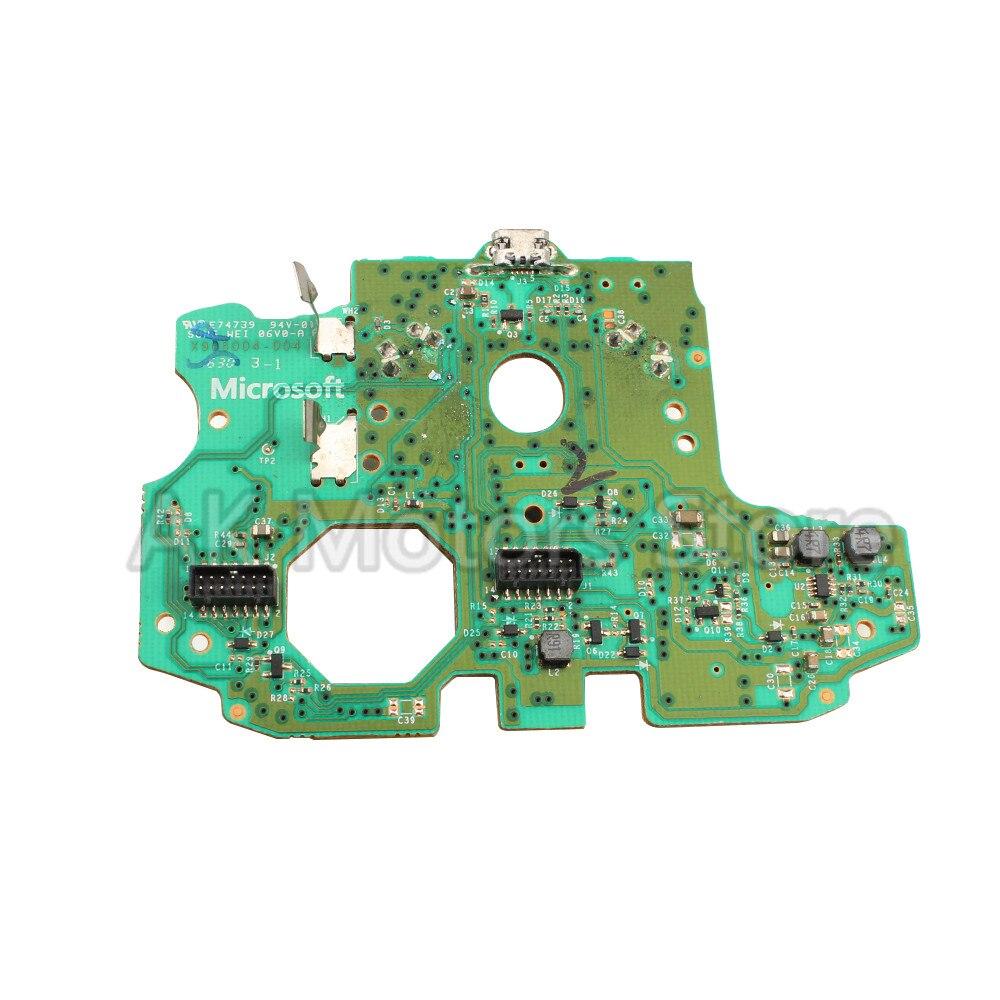 Para x-box um elite s1 1698 placa de circuito placa-mãe lb rb power usb porto placa de circuito jogo placa principal reparação