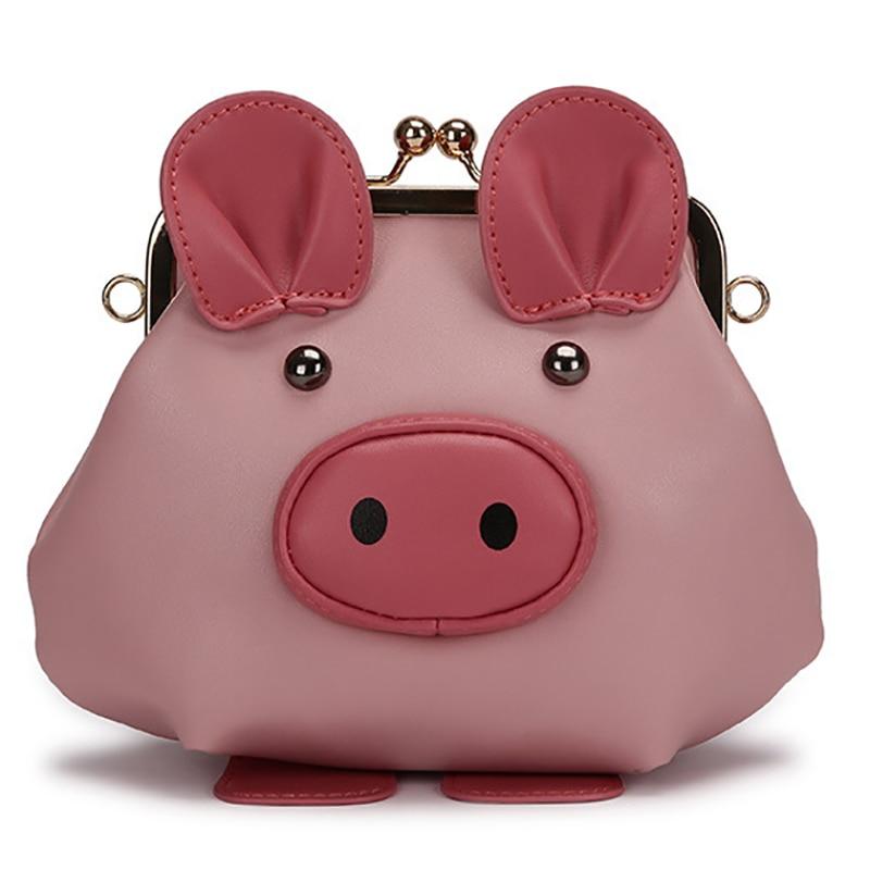 Cute Pig Bags for Women 2019 Bags Womens Handbag Bolsa Feminina Female Shoulder Messenger Bag Luxury Handbags Women Bag Designer