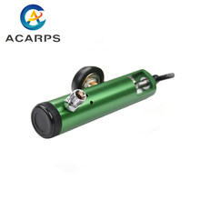 Medical CGA870 Brass Oxygen Pressure Regulator For Oxygen Cylinder