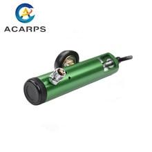 Regulador de pressão de oxigênio cga870 bronze médico para o cilindro de oxigênio