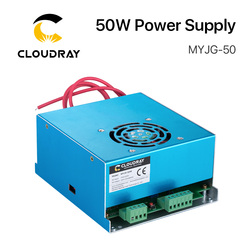 Cloudray 50W CO2 Laser Voeding Voor CO2 Lasergravure Snijmachine MYJG-50