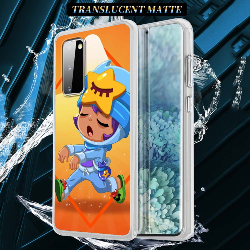 Cute Anime Stars Silicone Case For Samsung Galaxy S21 S20 FE S10 S8 S9 Plus Note 20 9 8 10 Lite Soft Cover Shell Capa