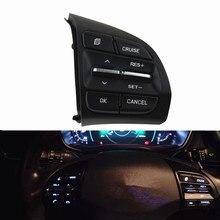 For Hyundai IONIQ Electric 2016 Encino 2018 Cruise Audio Remote Control Switch