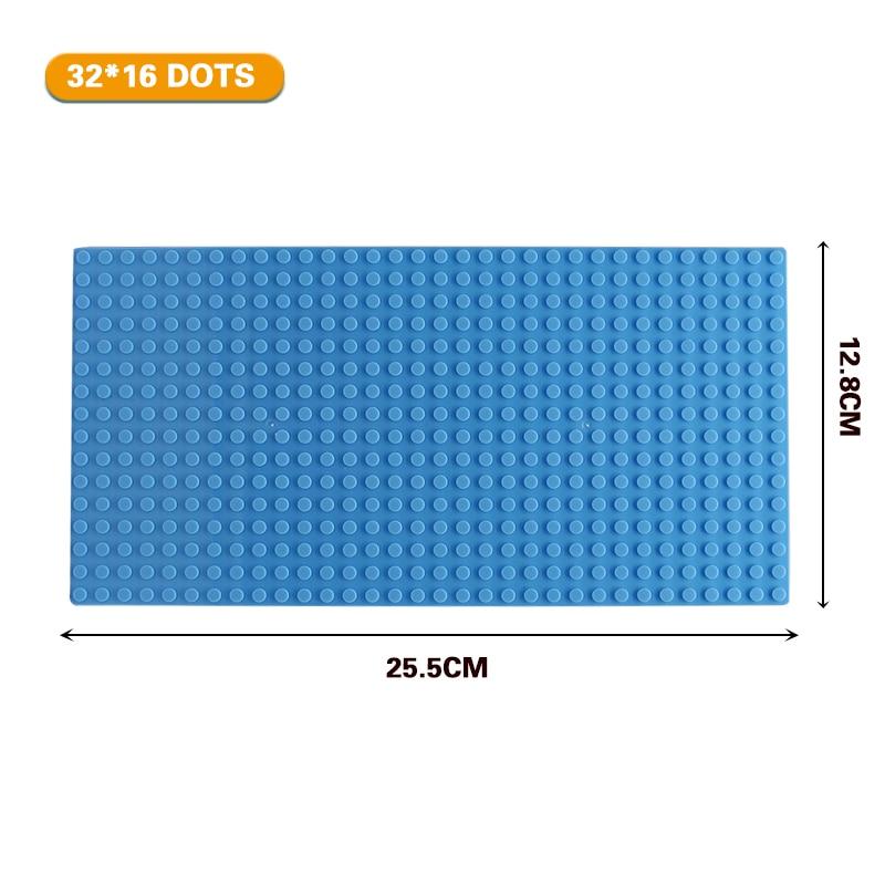 32x16 Light Blue