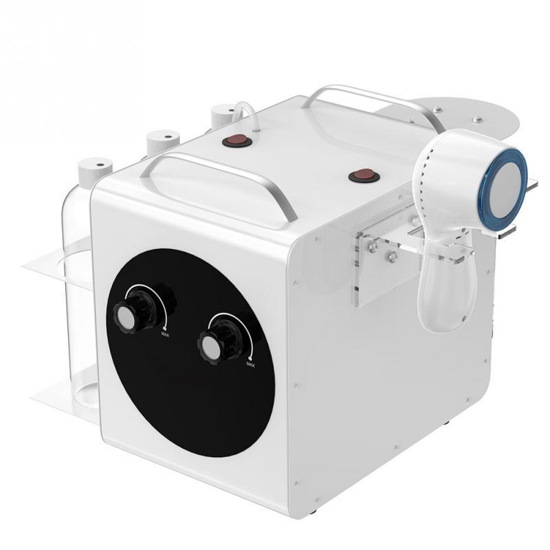 New Skin Peeling Facial Spa Machine 3 In 1 Oxygen Injection BIO Hydrogenated Millet Water Jet Blackhead Vacuum Beauty Instrument