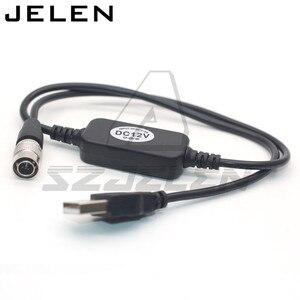 Boost 12V USB zu Hirose 4pin Power Kabel Für Sound Devices 664/688 zoom f4/f8 60cm
