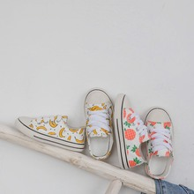 Kids Shoes for Girl Children Canvas Shoes