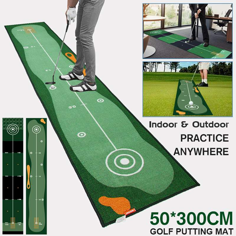 Ковер в стиле гольф, утолщенный Гладкий Тренировочный Коврик для дома и офиса, коврик для гольфа, Тренировочный Коврик для гольфа