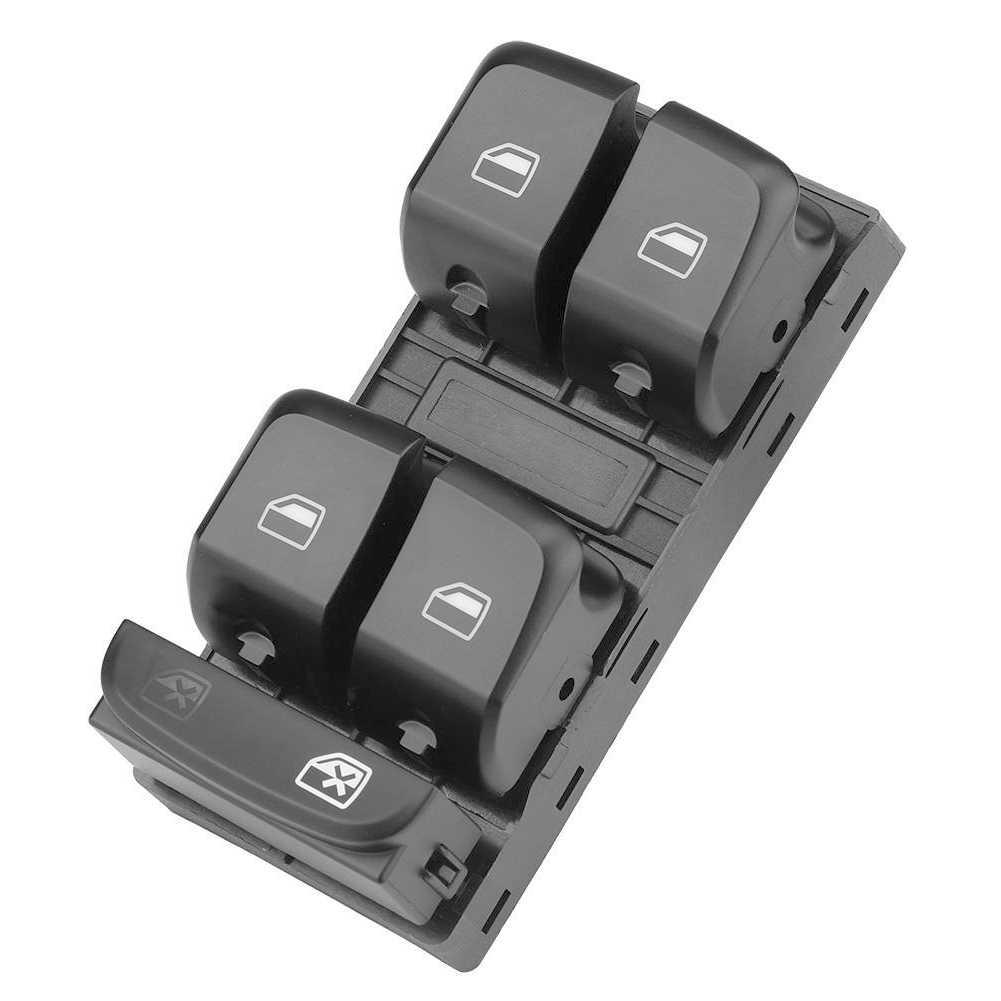 電力マスターウィンドウ制御スイッチボタンアウディ A4 B8 Q5 S4 Q5 2007-2011 8K0959851 8KD 959 851 車の窓スイッチ
