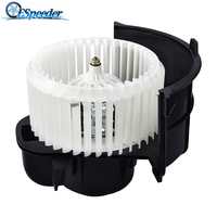 SPEEDWOW 7L0820021Q AC Heater Blower Motor Fan With Cage For Volkswagen Touareg 2004 2005 2006 2007 2008 2009 2010 Audi Q7 07-15