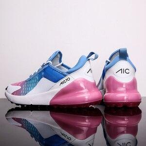 Image 2 - Женская спортивная обувь Basket Femme; Дышащие повседневные вулканизированные кроссовки; Женские кроссовки высокого качества; Удобная обувь; Zapatillas Mujer Deportiva