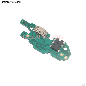 Image 4 - 10PCS/Lot For Samsung Galaxy A10 A105 A105F SM 105F USB Charging Dock Jack Plug Socket Port Connector Charge Board Flex Cable