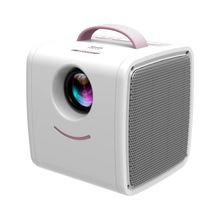 Mobile phone projector home mini smart mini bedroom projector