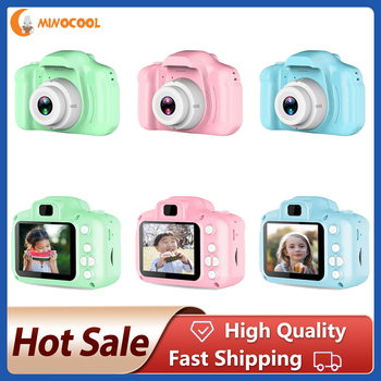 Digital HD 1080P 13 mega pixels Kids Camera Toys 2.0 Inch Color Display Kid Birthday Gift Toys For Children Video Camera Toys