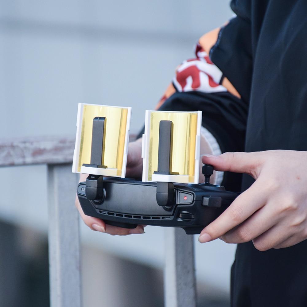 Плата сигнала антенна усиления пульт дистанционного управления усилитель-Регулятор Расширитель диапазона для DJI MAVIC Mini 2 PRO Spark Zoom Drone