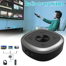 Transmitter Receiver 2 in 1 Bluetooth 5.0 Adapter Video HD Audio Home Wireless LHB99 5w cheap version 1 2g wireless transceiver 1 2g video audio transmitter receiver 1 2g drone transmitter 1200mhz receiver fpv