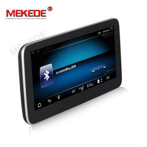Image 4 - IPS Android 10.0 8Core 4+64G Car dvd radio audio multimedia Player GPS Navigation For Mercedes Benz GLK Class X204 2008   2015